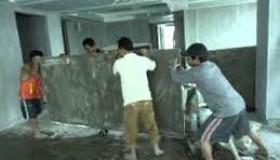 Pasang Dinding Marmer di jakarta